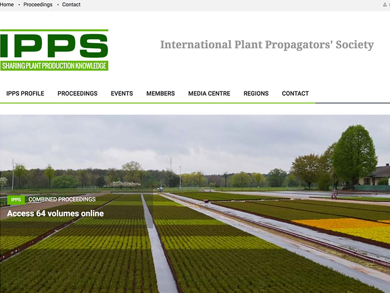 International Plant Propagators Society